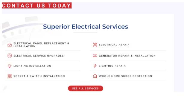 superior electrical services